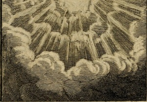 Holiness of God Cloud drawing