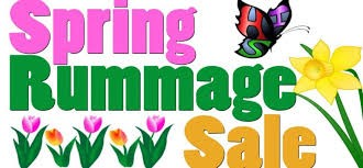 Rummage Sale Poster