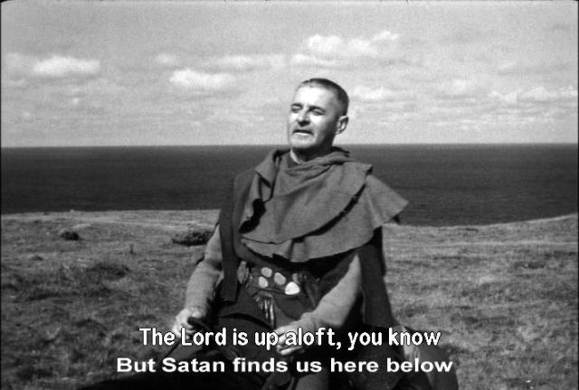 seventh seal the knave speaks