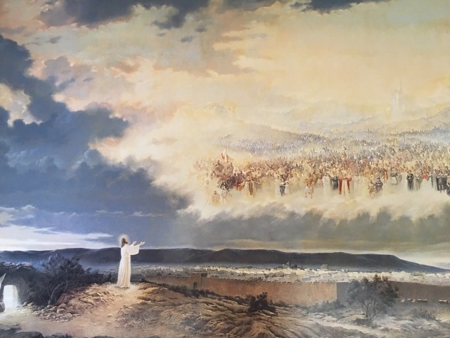 Angels for You: So Great a Cloud of Witnesses...